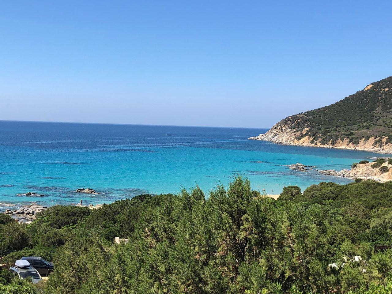 Trauminsel Sardinien - Bucht