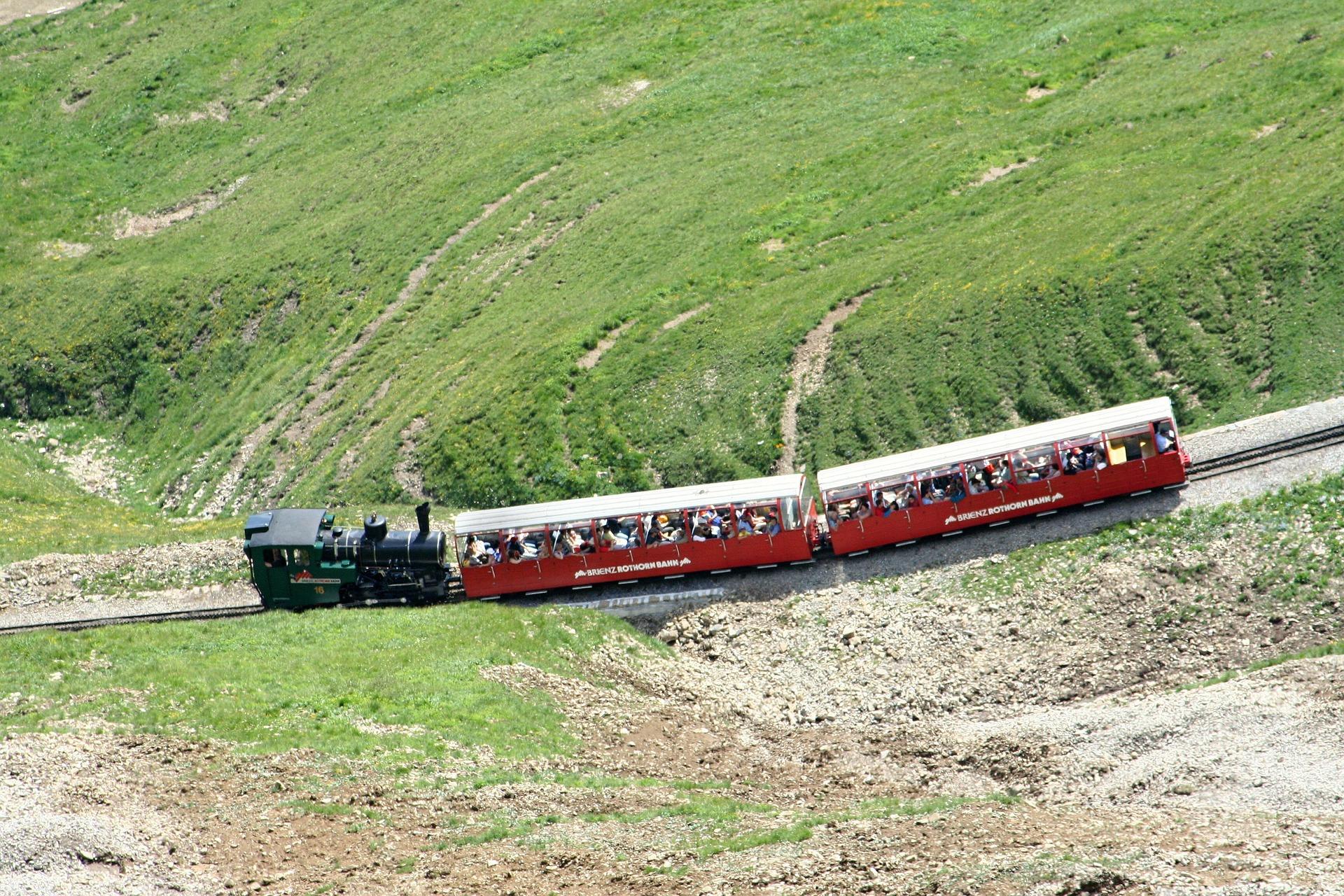 brienz-rothornbahn