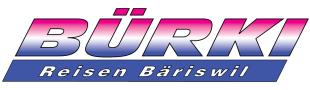 Logo Bürki Reisen Bäriswil
